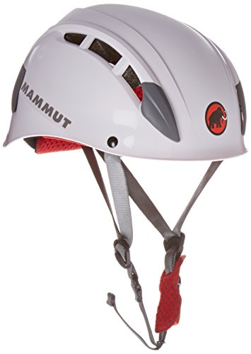 Mammut Helm Skywalker 2 Casco de Escalada, Unisex, Blanco, 53-61cm