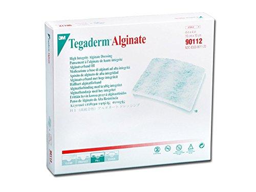 3M TegadermTM Alginate – 10 x 10 cm voetbalmedaillon, 10 stuks