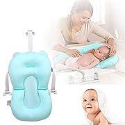 Baby Bad Pad Mat, Delmkin Faltbare Baby Badewanne Pad Rutschfest Baby Badekissen für Neugeborene
