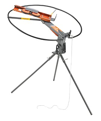 Champion Traps and Targets, Trap, Skybird 3/4 Cock Trap w/Tripod (WaistHigh)