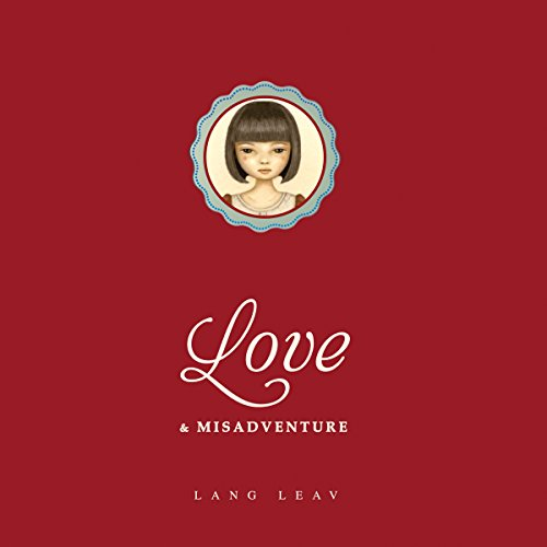 Love & Misadventure audiobook cover art