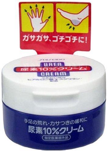 資生堂 尿素10% クリーム 100g 医薬部外品 (乾燥肌・手荒れ対策のボディクリーム)×48点セット (4901872864195)