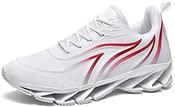 Axcone Men's Shock Absorbing Athletic Casual Sneakers