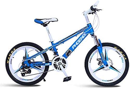 ETZXC Kinderfürr r Kinderfürrad Student Outdoorfürrad Junge Und mädchen Transport Roller Racing Sportwagen Reisefürrad -20 Zoll