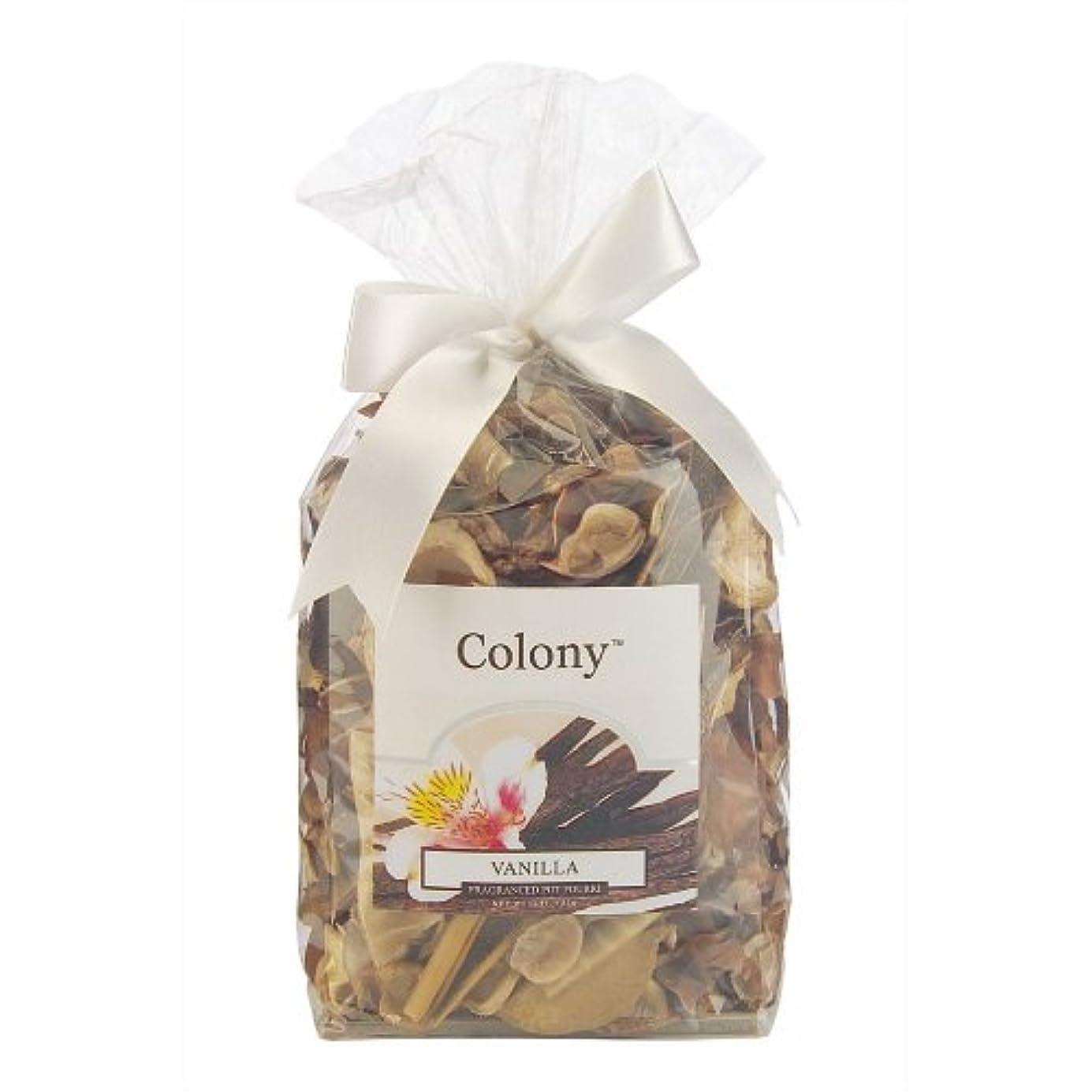 赤一杯経済的Colony HomeScents Series ポプリ バニラ CNCH3511