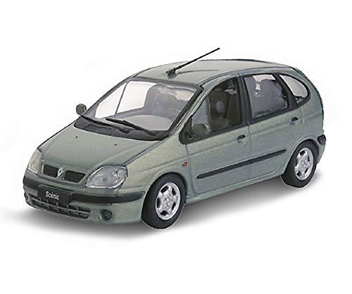 Renault Norev Scenic 1999 – Grigio – 5 Porte – 1/43