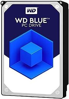 Western Digital Blue - Disco duro para ordenadores de sobremesa de 1 TB (7200 rpm, SATA a 6 Gb/s, 64 MB de caché, 3,5in) azul (Reacondicionado)