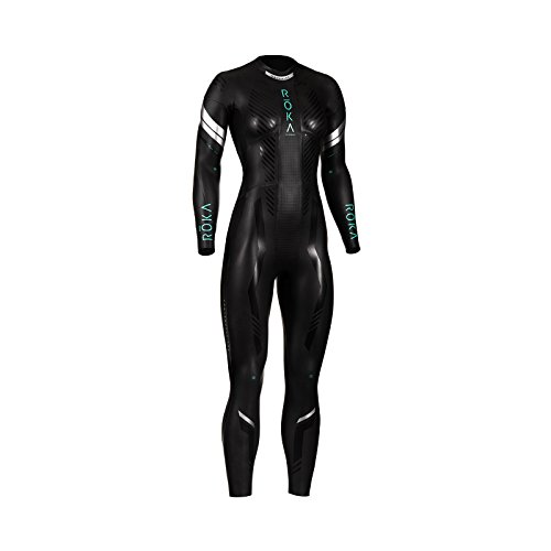ROKA Maverick Pro Thermal Women's Wetsuit for Cold Water Triathlons and Swimming
