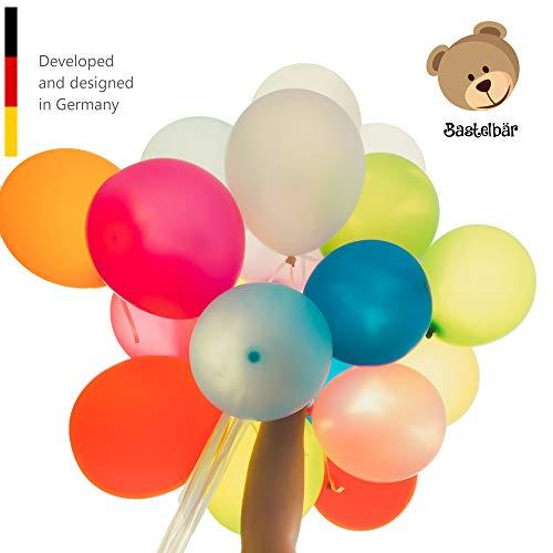 Bastelbär 100 Ballons baudruche ...