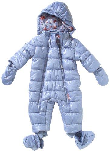 Mexx Baby - Mädchen Schneeanzug K1REA981, Gr. 62, Blau (421)
