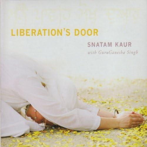 Snatam Kaur with GuruGanesha Singh