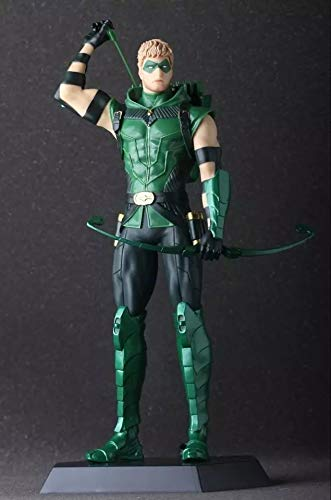 DHL European and American Film And Television Green Lantern Green Arrow Ornament Gift Box Model Toy 26CM