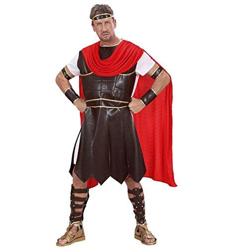 WIDMANN Widman - Disfraz de gladiador romano adultos, talla M = 50-52