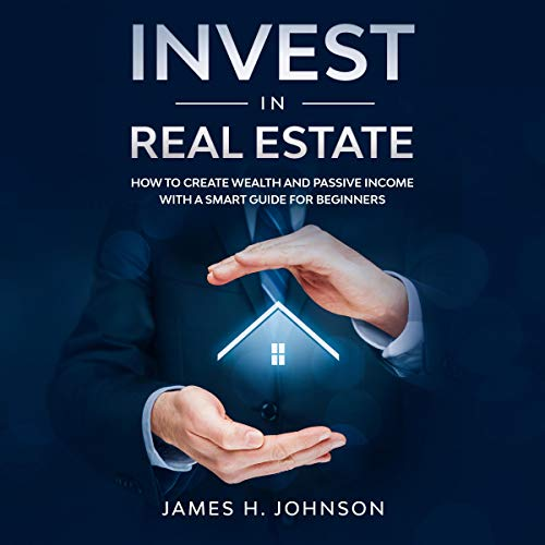 Invest in Real Estate audiobook cover art