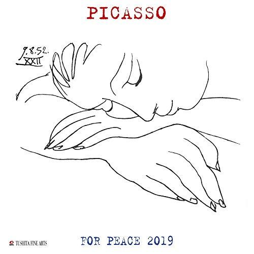 Pablo Picasso - War and Peace 2020: Kalender 2020 (Tushita Fine Arts)
