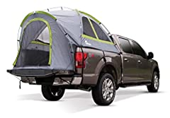 2 large windows offer optimal ventilation Large interior area with ample headroom Full rainfly provides ultimate weather protection, along with additional storm flaps covering the windows and doors With every Backroads Tent purchased, a tree will be ...