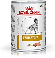 Royal Canin Urinary S/O Veterinary Health Nutrition Dog Food is a complete dietetic feed for dogs formulated to dissolve struvite stones and reduce their recurrence through its urine acidifying properties, a low level of magnesium and a restricted le...