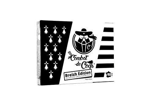 COMBAT DE COQS - Jeux de Société - Jeux de Cartes - Edition Breizh - Culture Bretonne - Dès 15 Ans
