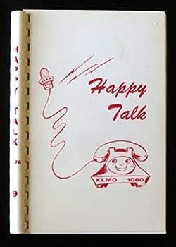 Plastic Comb Happy Talk KLMO 1060 cook book 1976 #9 Book