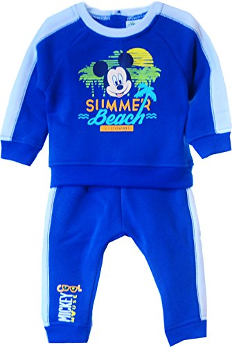 Origineel van Disney Mickey Mouse joggingpak baby combinatie tweedelig trui & broek pak sweatshirt