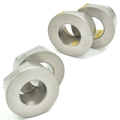 HD Switch Front Wheel Rim Bushings Bearings Kit for Exmark Pioneer, Radius, E-Series