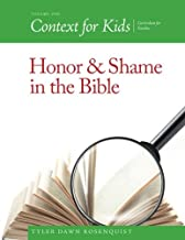 Best honor and shame in the bible Reviews