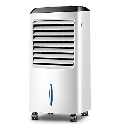 JYSD Muto Portatile Condizionatori Due Opzioni di Due Tipi Raffrescatore A Risparmio Energetico Evaporativo Umidificatore Purificatore (Color : White, Size : 10L Mechanical Models)