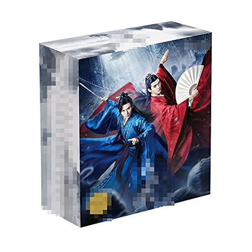 CHEONGS Shanhe Ling-Serie/Anime-Peripherie/Anime-Geschenkbox-Set/mit Poster/Postkarte/Aufkleber/Lesezeichen/Grußkarte/Metallabzeichen/Sammlungsset usw. /...