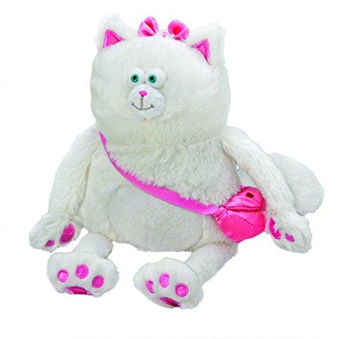 Splat The Cat Kitten (White Cat) Beanbag