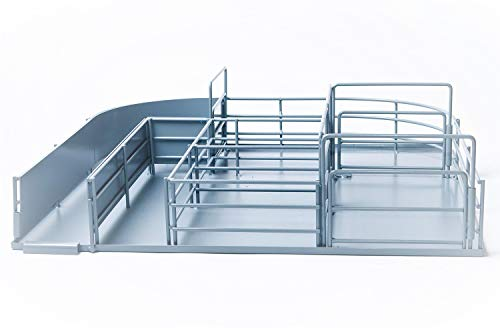 Little Buster Toys Sweep Alley - Separate Pens and Cattle Feeders Fully Functioning Gates,...