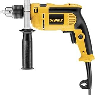 DEWALT Hammer Drill, 1/2-Inch, 7.0-Amp (DWE5010)