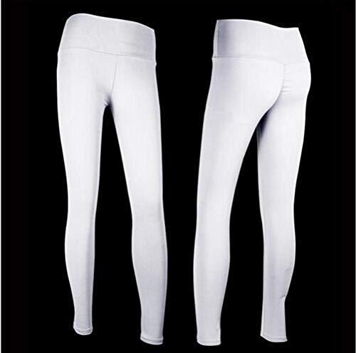 NXCY01 Imprime Batman numérique Leggings for Les Femmes de la Mode Workout Leggings Polyester Jeggings Sport Pantalons élastiques Pantalons (Couleur : Blanc, Taille : One Size)