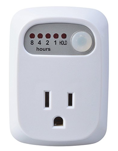 Coleman Cable Ind 8HR CountDown Timer, pack of 2,White