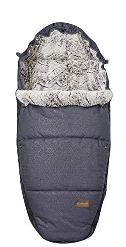 Gesslein 5831685000 Fußsack Sleepy in der Farbe Denim, blau