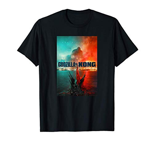 Godzilla vs Kong - Official Poster T-Shirt