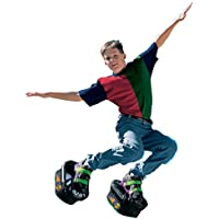 Big Time Mini Trampolines Moon Bouncy Shoes