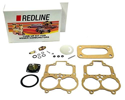 Weber Redline Weber Redline 32/36 DGV DGAV DGEV Carburetor Rebuild Repair Kit 92.3237.05