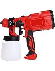 Buildskill BPS2100 Pro Latest Heavy Duty with Copper Nozzle DIY Home Professional 750 Watt HVLP Sprayer