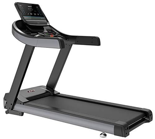 Top Sport - Cinta de correr profesional para caminar y correr (150 x 56 cm, con motor de 5,0 HP