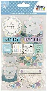Artemio 3 Planches de Stickers cartonnés - My Little Baby