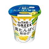 【クール便】☆ 明治 THE GREEK YOGURT パイン 100g×12個