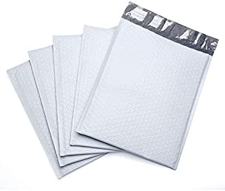FU Global Poly Bubble Mailers #5 Bubble Envelopes 10.5x16 Inch Padded Envelopes 25pcs