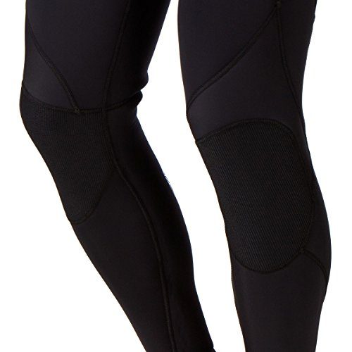 Rip Curl Dawn Patrol 4/3mm GBS Back Zip Steamer Wetsuit BLACK WSM4EM Wetsuit Sizes – Small - 4