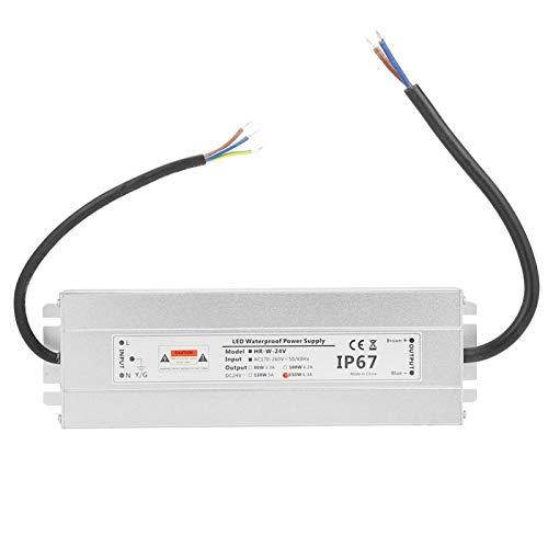DC 24 V controlador módulo luz tira fuente de alimentación conmutación 250 W adaptador ajustable módulo para iluminación LED electrónica
