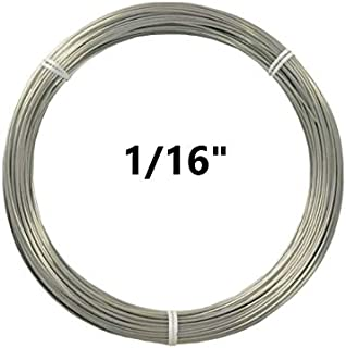 NTY 1.6mm Stainless Steel Wire 1/16