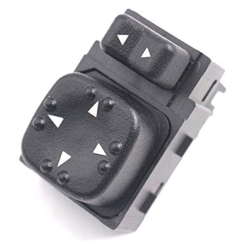 Power Mirror Switch 901124 for Chevy Silverado GMC Sierra 2000 2001 2002 Mirror Switch 15045085 19259975