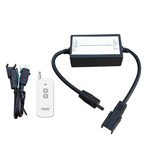 Mini Actuador Lineal Eléctrico 12V DC 30mm/50mm/75mm/100mm/150mm (Itinerario Opcional) Varilla De Empuje...