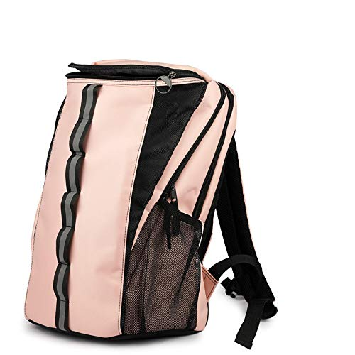 Sports backpack Fitness Gym Bag Yoga Backpack Training Sports Bags For Women tennis badminton Dry Wet Rucksack backpack waterproof sports backpack ladies Pink