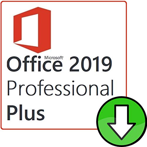 Microsoft® Office Professional Plus 2019 | Multilingual | 1 PC (Windows 10) | Dauerlizenz | Key Card