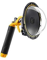 Voor GoPro Dome Port Hero 9 8 7 6 5 Waterdichte Behuizing Case Voor GoPro Accessoires met Pistool Trigger Drijvende Handgreep voor GoPro Hero Action Camera
